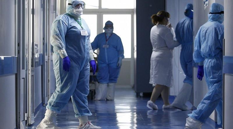 ForPost - Новости : Пожилых медиков просят вернуться на работу
