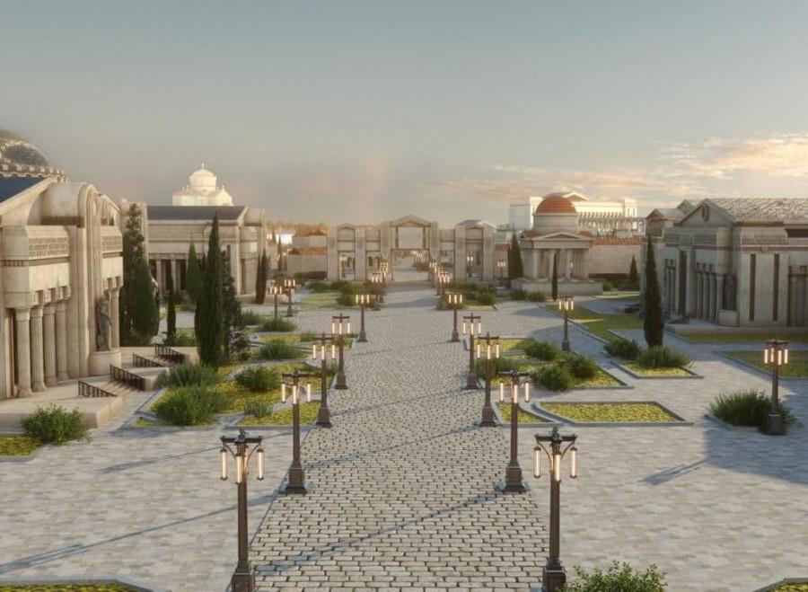 ForPost - Новости: Рядом с Херсонесом в Севастополе может возникнуть «колизей»