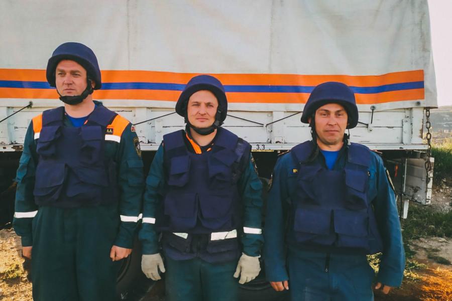 ForPost - Новости: В Севастополе перед Днем Победы земля отторгала следы войны