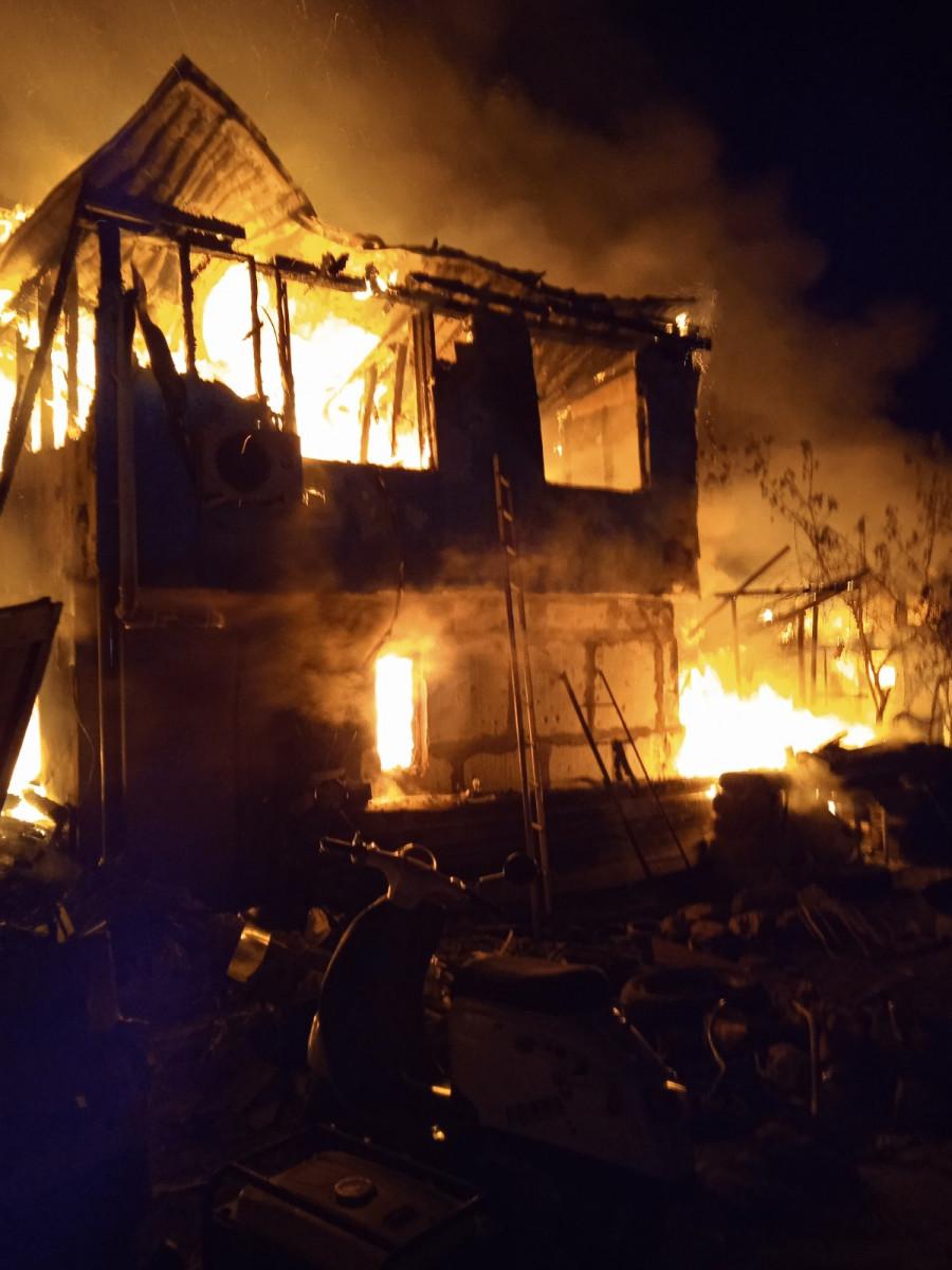 ForPost - Новости: В Севастополе в пожаре погиб ребенок