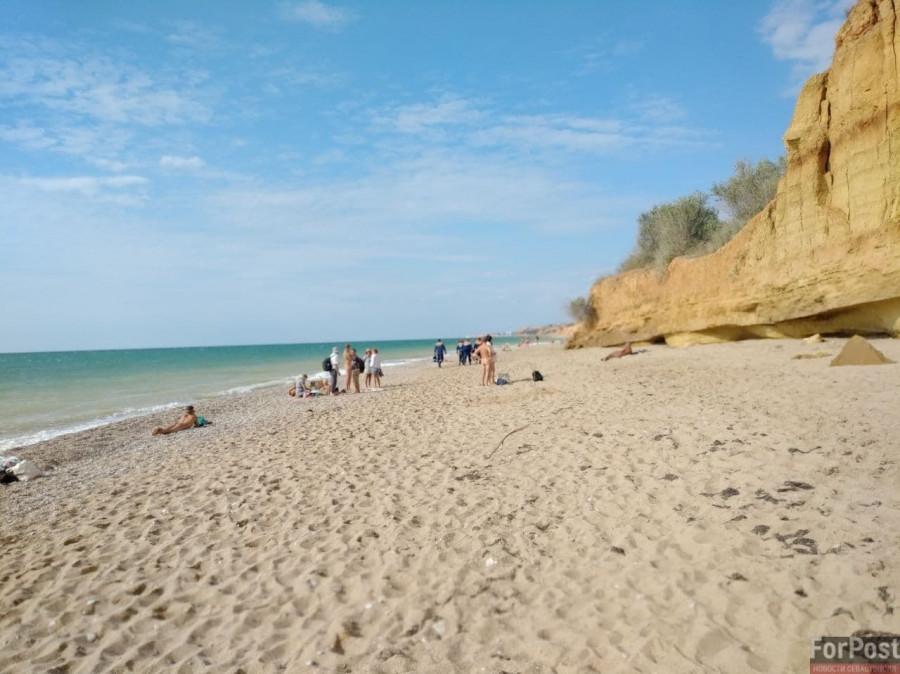 ForPost - Новости: На нудистском пляже в Севастополе чуть не погибли отдыхающие