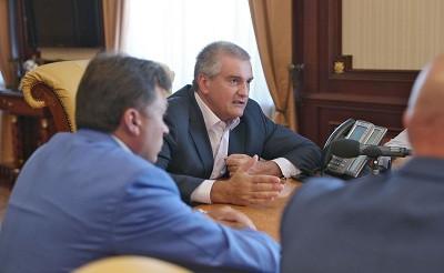 ForPost - Новости : Крымские муниципалы игнорируют поручения Аксёнова и не справляются с работой