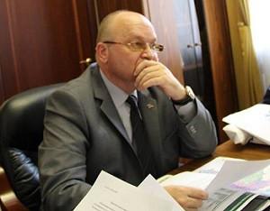 ForPost - Новости : Симферопольские депутаты уволили «нездорового» Бахарева