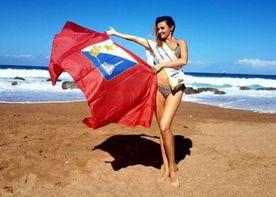 ForPost - Новости : Красавицу из Севастополя внесли в базу «Миротворец» за участие в конкурсе «Миссис Вселенная»