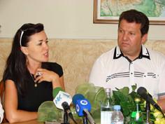 ForPost - Новости : А еще Куницын пообещал ледовое шоу. С Заворотнюк и Чернышовым…