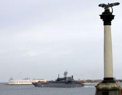 ForPost - Новости : БДК Черноморского флота «Цезарь Куников» отремонтируют в Варне