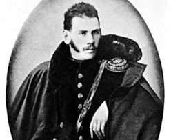 ForPost - Новости : Прочнее камня оказалось Имя… Как Лев Толстой почетным гражданином Севастополя не стал