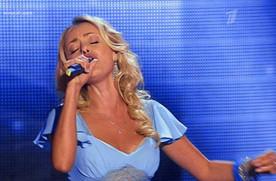 ForPost - Новости : Певица из Севастополя Елена Максимова участвует в российском проекте «Голос» в команде Леонида Агутина