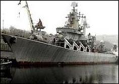 ForPost - Новости : Ехануров допускает базирование крейсера «Украина» в Севастополе