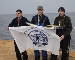 ForPost - Новости : В Севастополе прошел рыболовный турнир по лову саргана