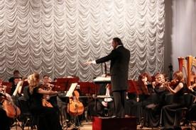 ForPost - Новости : В Севастополе вновь зазвучала классическая музыка в исполнении Академического симфонического оркестра И. Каждана