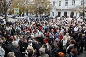 ForPost - Новости : 24 февраля. В центре Севастополя собрались около 6 тыс. человек