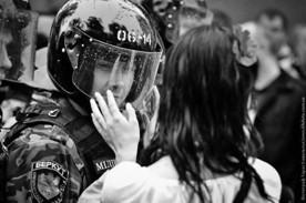 ForPost - Новости : Глава МВД Украины расформировал «Беркут». В Севастополе готовы принять их с семьями и обеспечить заработной платой