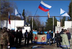 ForPost - Новости : Прямая речь людей, прорвавшихся в Севастополь из запуганной бандеровцами Одессы