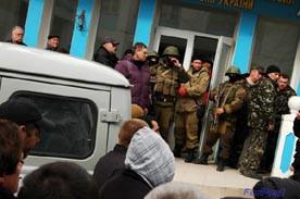 ForPost - Новости : Командующий ВМСУ Гайдук в гражданской одежде обнаружен в одном из помещений штаба в Севастополе