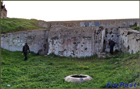 ForPost - Новости : Прогулки по Севастополю. Комплекс береговых батарей 12 и 13