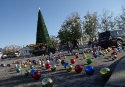 ForPost - Новости : Власти Севастополя попросили более 7 млн. рублей на Новый год и ёлку