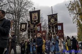 ForPost - Новости : В Севастополе в память о Русском исходе состоялся традиционный крестный ход