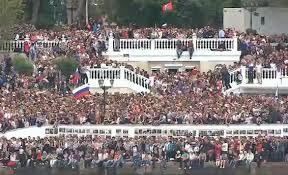 ForPost - Новости : Жителей Севастополя уже больше 400 тысяч