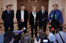 ForPost - Новости : Сегодня в Минске планируется заседание контактной группы по Украине