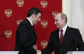 ForPost - Новости : Путин побывает на Expo 2015 и проведет переговоры с премьером Италии