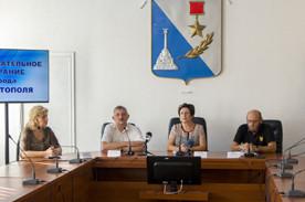 ForPost - Новости : Вопрос о символах Севастополя будет решён на референдуме