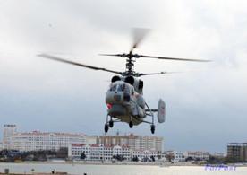 ForPost - Новости : Севастопольская «Вертолётка» войдет в холдинг «Вертолёты России»