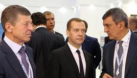 ForPost - Новости : Дмитрий Козак поможет правительству Севастополя ускориться