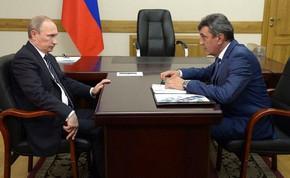 ForPost - Новости : Сергей Меняйло отправлен в отставку и в Сибирь