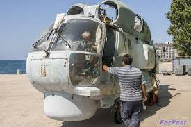 ForPost - Новости : Севастопольскую «вертолётку» передали федералам «вместе с людьми»
