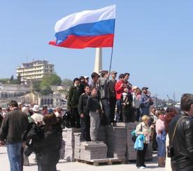 ForPost - Новости : Социологи: в Севастополе стремительно уменьшается число патриотов Украины