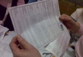 ForPost - Новости : В Севастополе избиратели испортили 1,33% бюллетеней