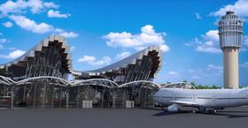 ForPost - Новости : Как будет выглядеть гражданский аэропорт «Бельбек» в Севастополе