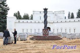 ForPost - Новости : Малахову кургану вернут героический облик – реставраторы приступили к работам