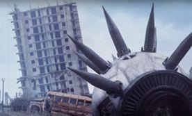 ForPost - Новости : Севастопольская 16-этажка, взорванная Меняйло, попала в клип группы Metallica