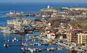 ForPost - Новости : Высотку с видом на Херсонес построят вопреки запрету Минкульта