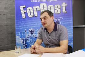 ForPost - Новости : «Почти полдень». 20 февраля в студии ForPost экс-глава ЦИК ДНР Роман Лягин
