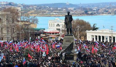 ForPost - Новости : В Севастополе снова пробуют узаконить митинги и пикеты