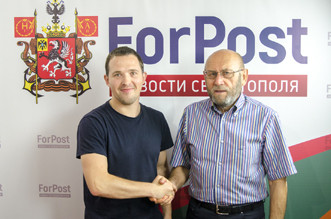 ForPost - Новости : «Почти полдень». Сегодня в студии ForPost экс-глава севастопольского избиркома Валерий Медведев