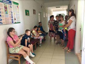 ForPost - Новости : Пять часов ада: в Севастополе не могут попасть на приём к единственному травматологу