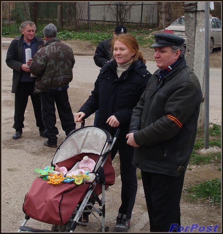 ForPost - Новости: Накануне референдума. Родниковое