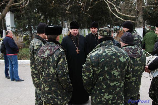 ForPost - Новости: Командующий ВМСУ Гайдук в гражданской одежде обнаружен в одном из помещений штаба в Севастополе
