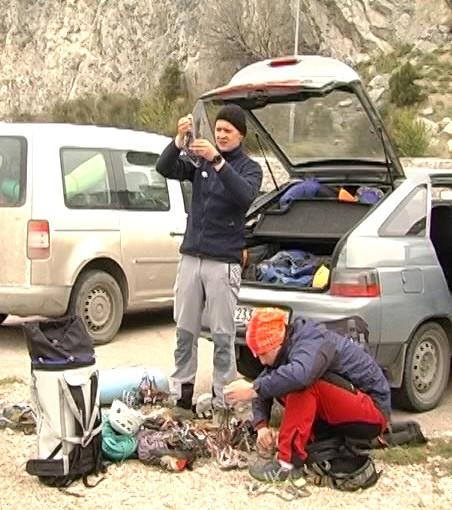 ForPost - Новости: Под Севастополем прошел чемпионат по альпинизму