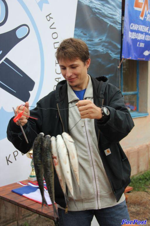 ForPost - Новости: Подводные охотники Крыма и Севастополя подвели итоги