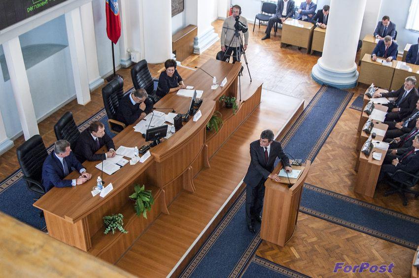 """ForPost - Новости: Восемь """"пунктов согласия"""". Власти Севастополя пришли к общему видению развития города"""