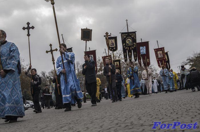 ForPost - Новости: В Севастополе в память о Русском исходе состоялся традиционный крестный ход