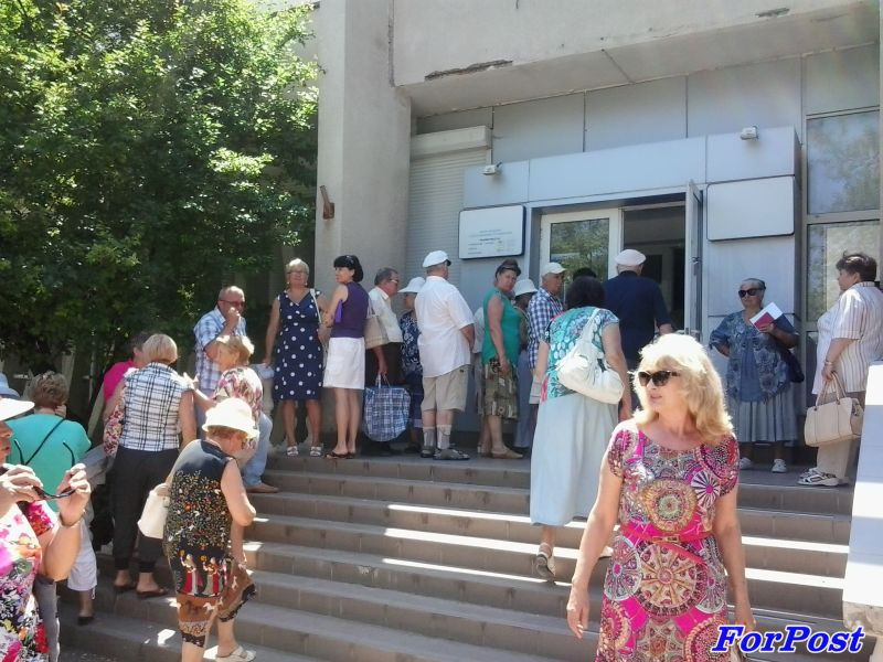 ForPost - Новости: Жизнь без прикрас. Как в отделении ГУПС «Севастополь Телеком» горожан обслуживают