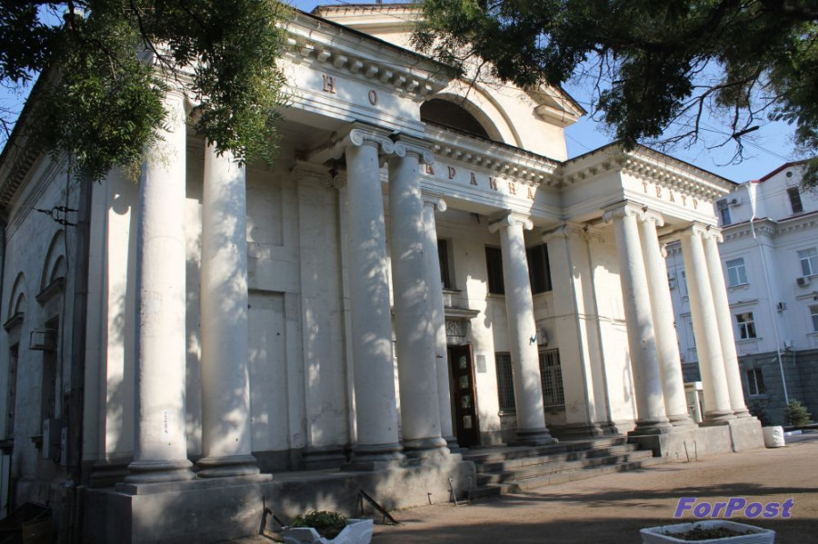 ForPost - Новости: Кинотеатр «Украина» в Севастополе станет экспозиционным центром с выставкой о династии Рюриковичей
