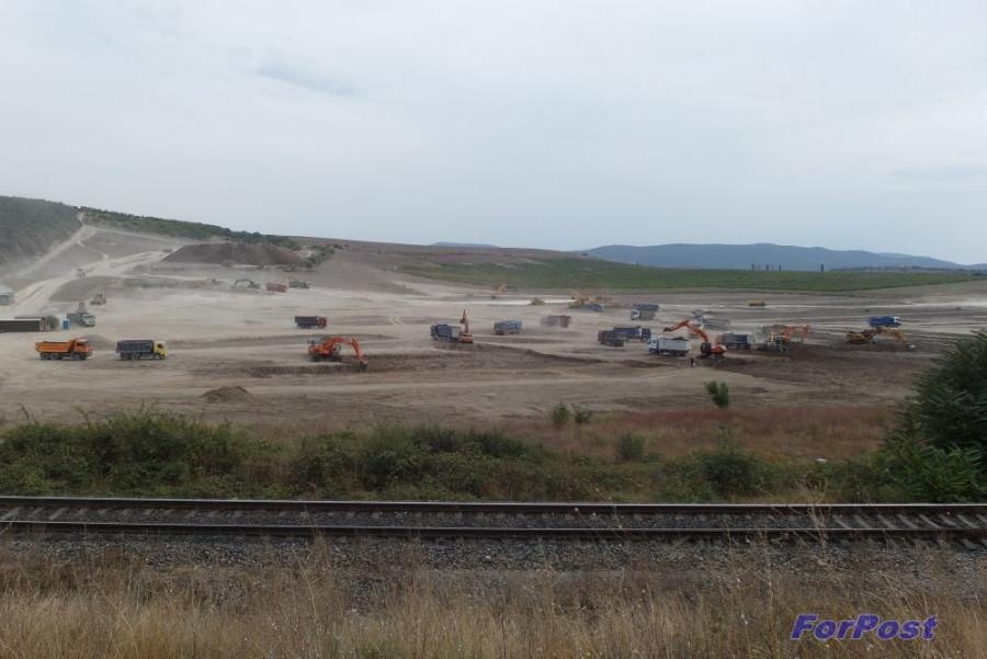 ForPost - Новости: На Федюхиных высотах под Севастополем ударно началось строительство ТЭС