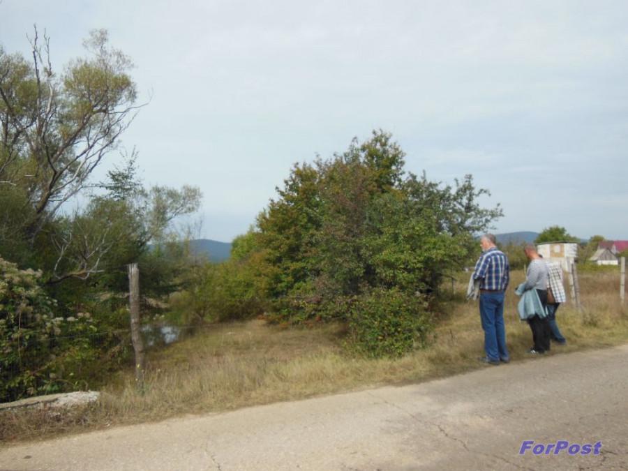 ForPost - Новости: Озеро села Орлиное под Севастополем выкачивают частники